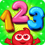 Free Download Learn Numbers 123 Kids Free Game – Count & Tracing v2.9 APK