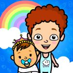 Free Download My Tizi Town – Newborn Baby Daycare Games for Kids v1.4 APK