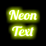 Free Download Neon Text On Photo v2.00 APK