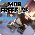 Free Download Update Mod Free fire for MCPE v1.4 APK