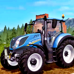 Heavy Duty Tractor Farming Driving Simulator 2020 v1.0 APK New Version