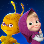 Masha and the Bear: We Come In Peace! v1.1.4 APK Download For Android