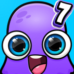 Moy 7 the Virtual Pet Game v1.512 APK Download For Android