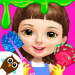 Sweet Baby Girl Cleanup 5 – Messy House Makeover v7.0.30019 APK Download For Android