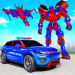 US Police Car Real Robot Transform: Robot Car Game v169 APK For Android