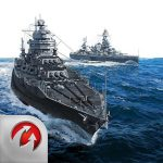 World of Warships Blitz: Gunship Action War Game v4.0.1 APK New Version