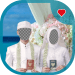 Book Wedding Hijab Couple Photo Frame v1.3 APK Download Latest Version