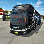 Bus Simulator Indonesia : MOD BUSSID v1.6 APK For Android
