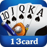 Chinese poker – Pusoy, Capsa susun, Free 13 poker v1.0.0.23 APK Download New Version