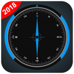 Compass Sensor for Android Digital Compass GPS 360 v1.1.1 APK Download For Android