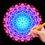 Doodle Master – Glow Art v1.0.26 APK For Android