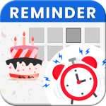 Download Birthday & Anniversary Events Reminder v1.3 APK For Android