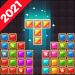 Download Block Puzzle: Diamond Star Blast v2.2.0 APK