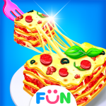 Download Cheese Lasagna Cooking -Italian Baked Pasta v1.4 APK For Android