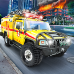 Download Emergency Driver Sim: City Hero v1.3 APK For Android