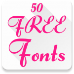 Download Fonts for FlipFont 50 #6 v4.0.4 APK New Version