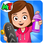 Download My Town: After School Neighborhood Street v1.09 APK For Android