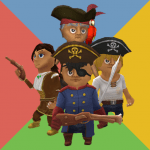 Download Pirates party: 2 3 4 players v2.25 APK New Version