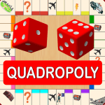 Download Quadropoly Best AI Board Business Trading Game v1.78.82 APK New Version