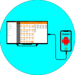 Download Usb Connector phone to tv (otg/hdmi/mhl/screen) v11.7 APK New Version