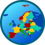 Europe map free v1.48.1 APK New Version