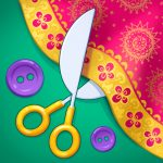 Fashion Dress up games for girls. Sewing clothes v7.0.6 APK New Version