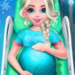Free Download Ice Princess Pregnant Mom and Baby Care Games v0.16 APK