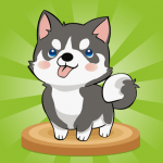 Free Download Puppy Town – Merge & Win v1.5.8 APK