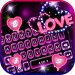 Neon Love Keyboard Theme v1.0 APK New Version