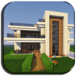 New Modern House for Mine✿✿✿craft – 500 Top Design v6.7.77 APK For Android