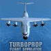 Turboprop Flight Simulator 3D v1.25.2 APK For Android