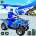 US Police ATV Quad Bike Plane Transport Game v1.4 APK Download New Version