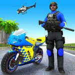 US Police Bike Gangster Crime – Bike Chase Game 3D v1.12 APK Download Latest Version