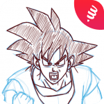 WeDraw – How to Draw Anime & Cartoon v1.0 APK For Android