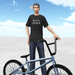 Download BMX Space v1.013 APK For Android