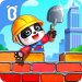 Download Baby Panda's Earthquake-resistant Building v APK New Version