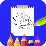 Download Coloring Book For Sonic v APK