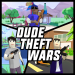 Download Dude Theft Wars: Open world Sandbox Simulator BETA v0.9.0.3 APK