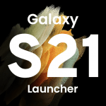 Download Galaxy S21 Ultra Launcher v5.5 APK For Android