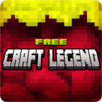 Download Lucky Craft Legend Adventure Pocket Edition v APK For Android