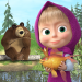 Download Masha and the Bear: Kids Fishing v APK