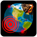Download Quake & Volcanoes: 3D Globe of Volcanic Eruptions v APK Latest Version