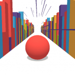 Download Rollio Roll Rush Catch Up Speed Ball v1.51 APK New Version