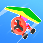 Free Download Road Glider – Incredible Flying Game v APK