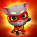 Free Download Talking Tom Hero Dash – Run Game v2.4.1.1397 APK