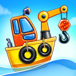 Game Island. Kids Games for Boys. Build House v5.1.0 APK New Version