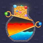 How To Loot: Pull The Pin & Rescue Princess Puzzle v APK Download New Version