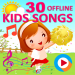 Kids Songs – Offline Nursery Rhymes & Baby Songs v APK Download For Android