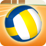 Spike Masters Volleyball v APK For Android