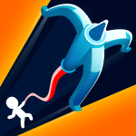 Swing Loops – Grapple Hook Race v1.8.3 APK For Android